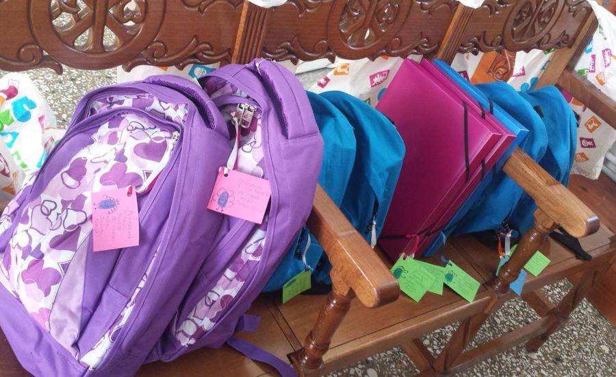 Εκδήλωση για την έναρξη της σχολικής χρονιάς 2015-2016 Μαγουλάς