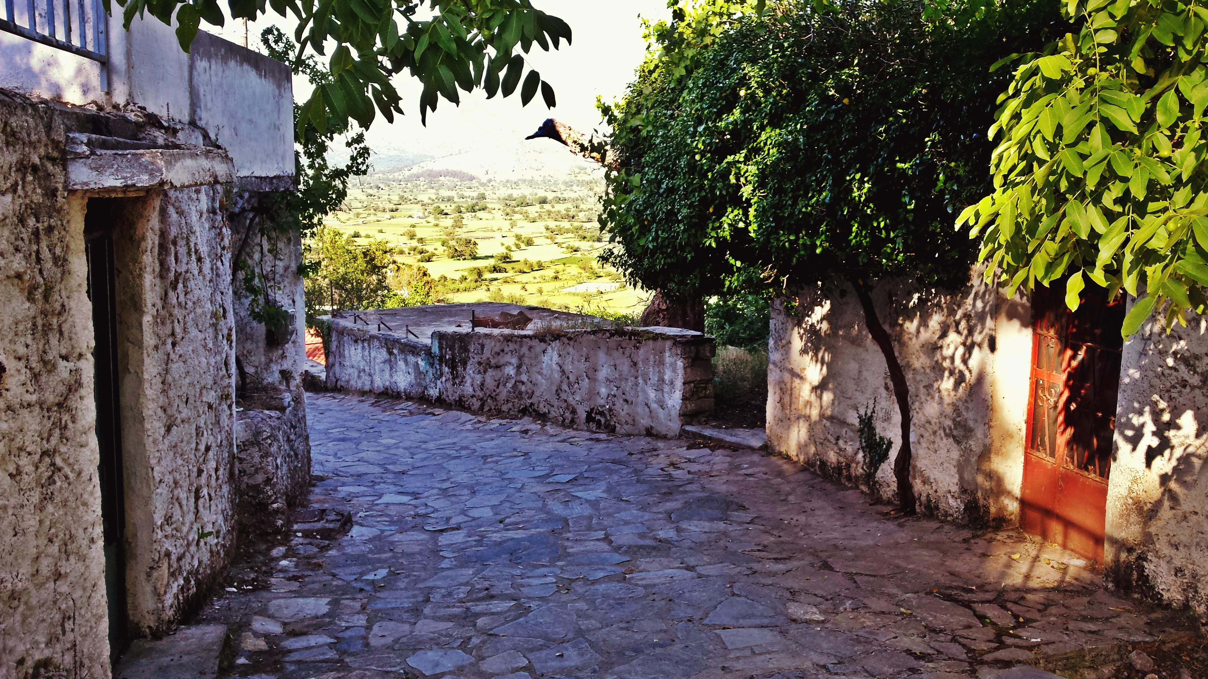 Το χωριό Μαγουλάς- Περιήγηση