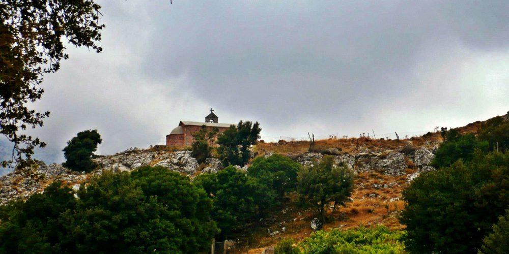 Η τοποθεσία Μαρτίνου τη Σκάλα που βρίσκονται οι εκκλησίες Άγιος Αντώνιος και Αγία Μαρίνα- The name of the location of St Antonios and St Marina's churchies is Martinou ti skala