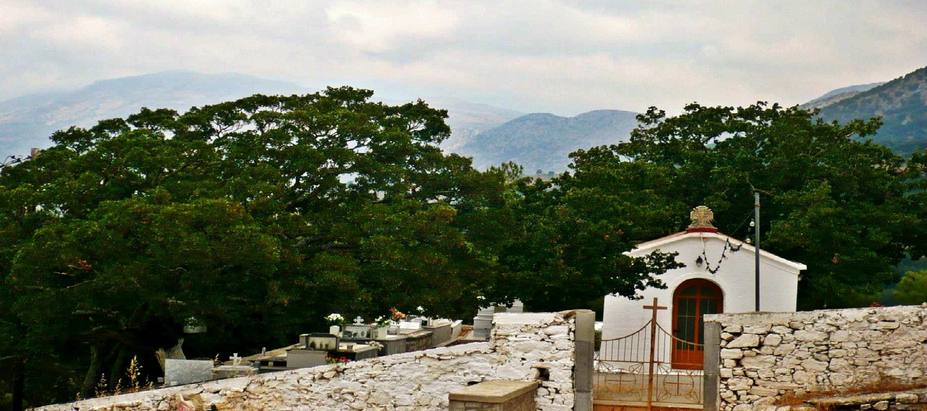 Αφέντης Χριστός χωριού Μαγουλά- Afentis Xristos of Magoula