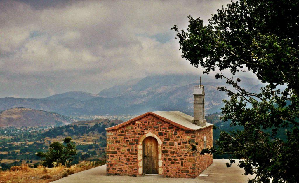 Άγιος Αντώνιος του χωριού Μαγουλά- St Antonios of Magoula
