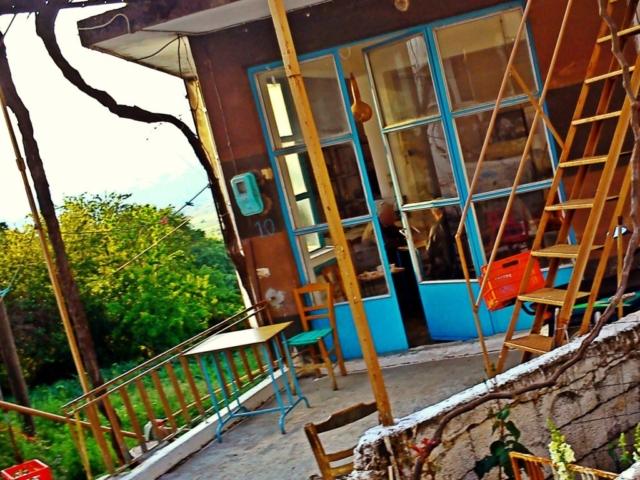 Το καφενείο του χωριού
