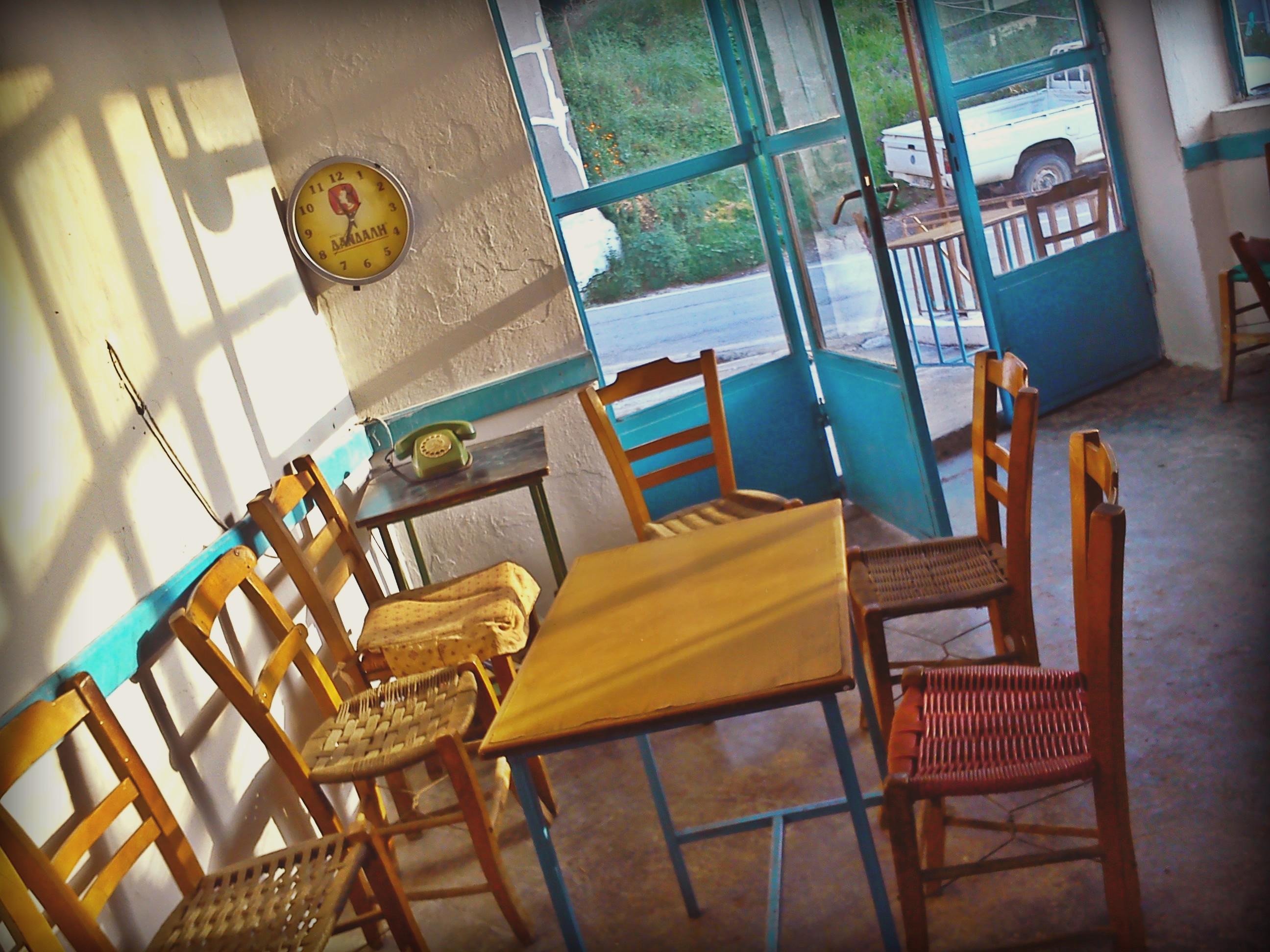 Καφενείο του Ντολαψονικόλη στο Μαγουλά