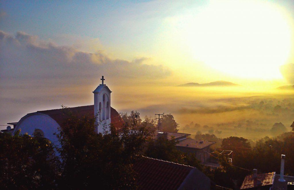 Άγιος Σπυρίδωνας Μαγουλάς- St Spiridon of Magoula