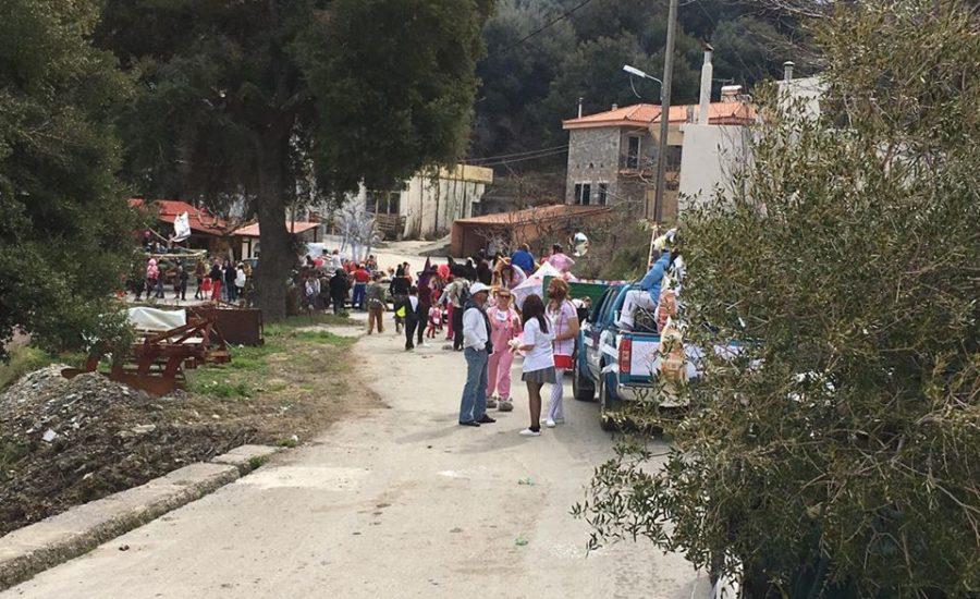 Συμμετοχή στο Λασιθιώτικο Καρβάλι 2017